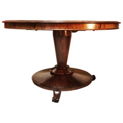 William IV Rosewood Dining, Centre Table