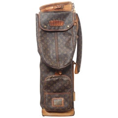 Louis Vuitton Golf Bag, 1960s