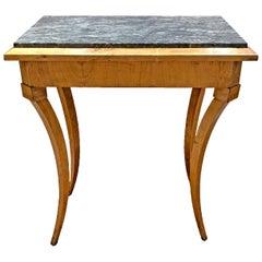 Empire-Tisch aus dem 19. Jahrhundert