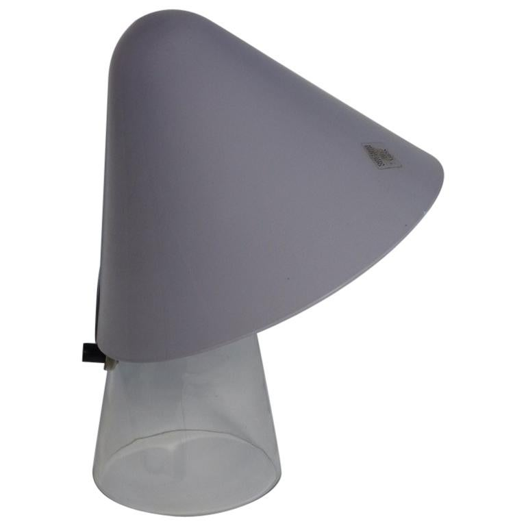 Angelo Mangiarotti Table Lamp Polluce Collection Skipper, Italy