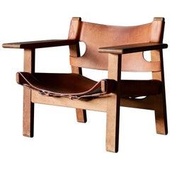 "Borge Mogensen ""Spanish Chair"""
