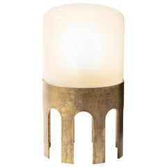 Table Lamp Tplg#1 Antiqued Brass Design GoodMorning Studio for Daythings