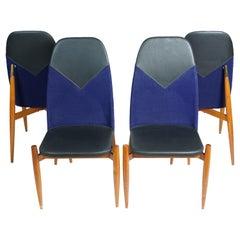 Midcentury Dining Chairs from Miroslav Navratil