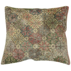 Floral Turkish Deco Pillow