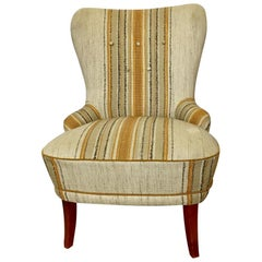 Vintage Swedish Lounge Chair