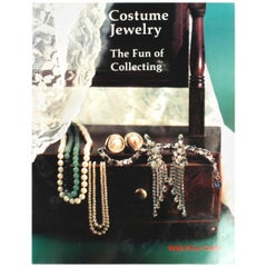 """Costume Jewelry, The Fun of Collecting with Price Guide"", First Edition"