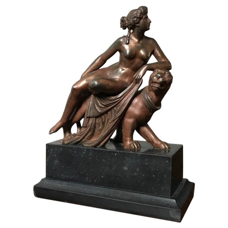 Ariadne on the Panther by Johann Heinrich von Dannecker