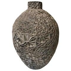 Ceramic Vase 'Primavera' by Leah Jensen