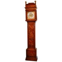 Chinoiserie Grandfather Clocks and Longcase Clocks