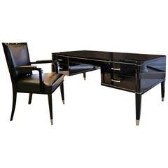 Art Deco  Ambassador Desk ( De Coene Freres )