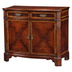 Chippendale Mahogany Cabinet