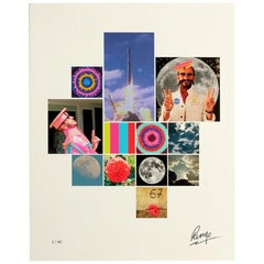 """Deluxe Portfolio"" Signed Limited Edition Unframed Prints by Ringo Starr"