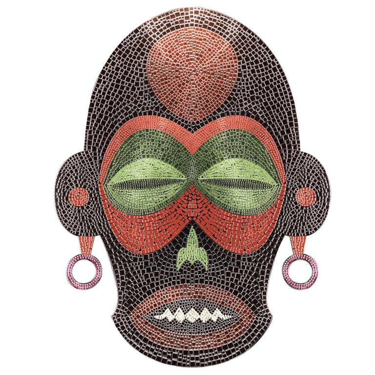 Zoolu Tilla in Wonderland Mask by Mutaforma For Sale