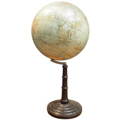 German School Globe from the 1920s