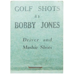 Golf Shots by Bobby Jones, Flicker Book, by Harrods of London
