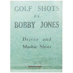 Golf Shots by Bobby Jones, Flicker Book, by Harrods of London