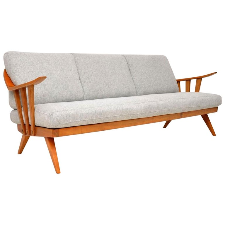 1950s Vintage Sofa By Wilhelm Knoll For Sale At 1stdibs