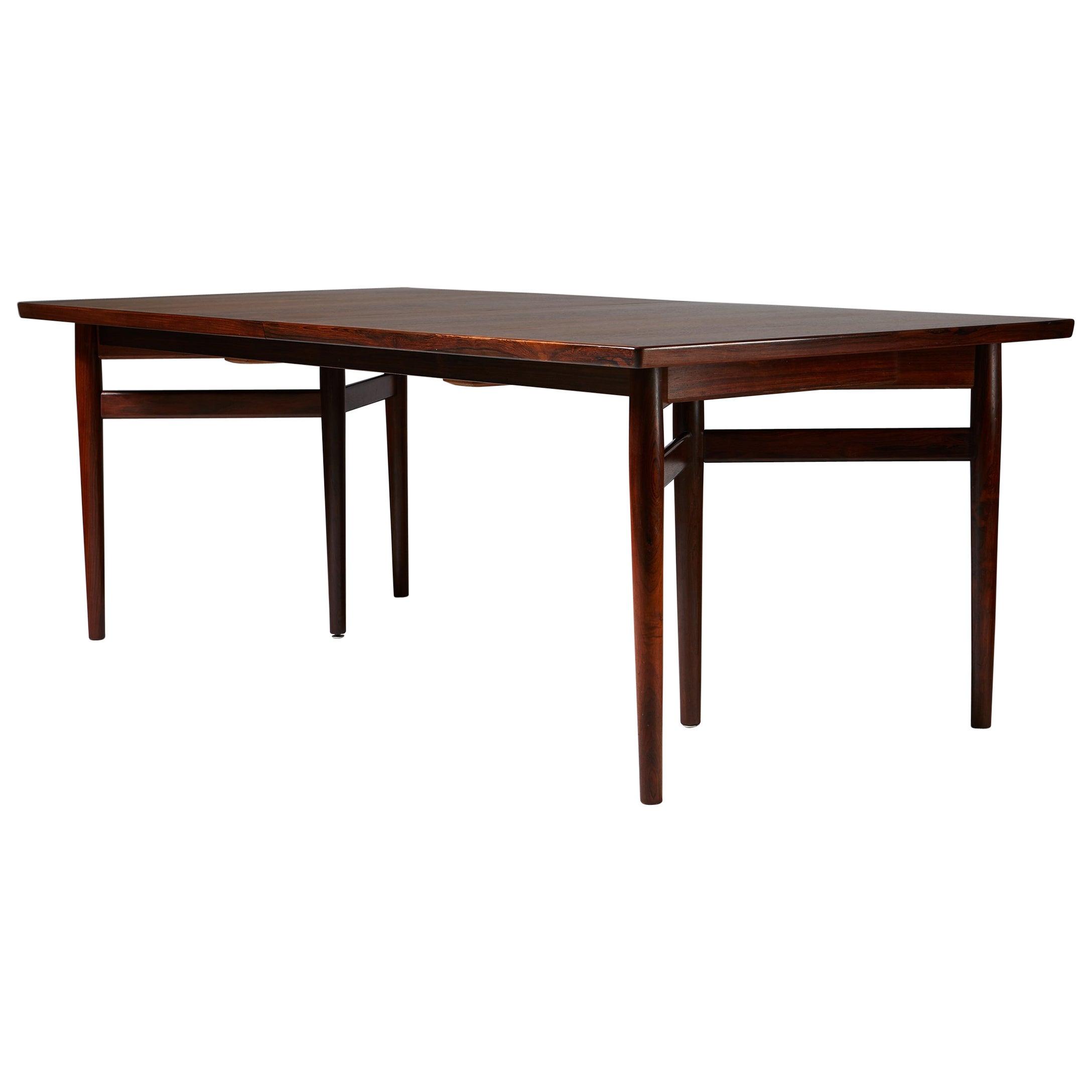 Dining Table Designed by Arne Vodder by Sibast, Denmark, 1960s