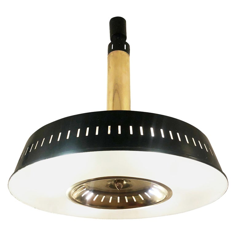 Stilnovo Ceiling Light, Italy, 1960s For Sale