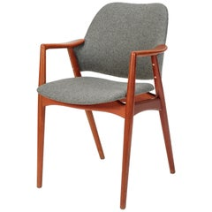 Alf Svensson Kontur Chair Teak, 1950s