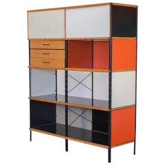 Charles & Ray Eames ESU 400 C Storage Unit