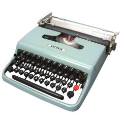 Lettera 22 Typewriter by Marcello Nizzoli for Olivetti, 1950