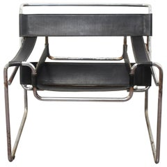 "Vintage Marcel Breuer ""Wassily"" Chairs"
