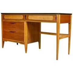 Kent Coffey Walnut Tempo Desk, 1960s