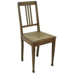 Antique Nikolai Chair, circa 1920