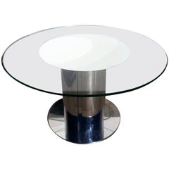 "Antonia Astori ""Cidonio"" Dining Table by Cidue, circa 1960"