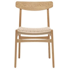 CH23 Dining Chair in Solid Oak by Hans J. Wegner for Carl Hansen & Son