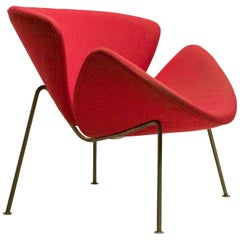 First Edition Orange Slice Chair by Pierre Paulin