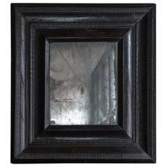 Beeindruckendes 17. Jahrhundert flämischer Spiegel