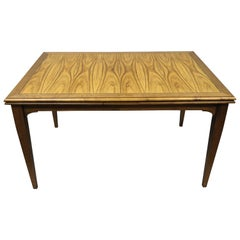 Rosewood Danish Mid-Century Modern Style Extension Dining Table by Paul Downs