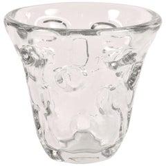 Midcentury Bubble Vase by Charles Schneider
