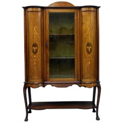 Showcase Art Nouveau Chippendale Antique Bookcase Baroque Empire