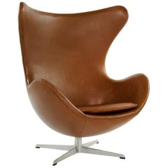 Arne Jacobsen for Fritz Hansen Egg Chair, Denmark, 1966