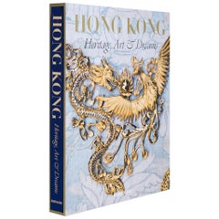 """Hong Kong Heritage, Art, and Dreams"" Book"