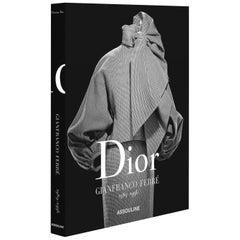 """Dior by Gianfranco Ferré"" Book"