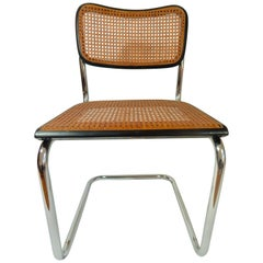 Black Marcel Breuer Cesca Chair