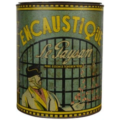 Art Deco Tin, Maintenance for Furniture, France