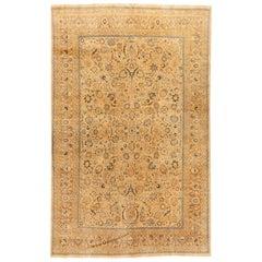 Early 20th Century Antique Persian Tabriz Rug