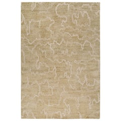 Staccato Hand-Knotted 12x9 Rug in Wool and Silk by Kelly Wearstler