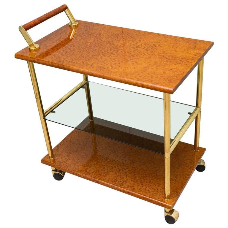 Bar Cart For Sale