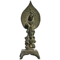 Tang Dynasty Bronze Buddha, 618AD-907AD