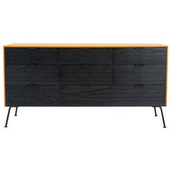 "Nine-Drawer Dresser from Raymond Loewy's ""Accent"" Line for the Mengel Company"