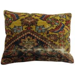 Persian Shabby Chic Rug Pillow