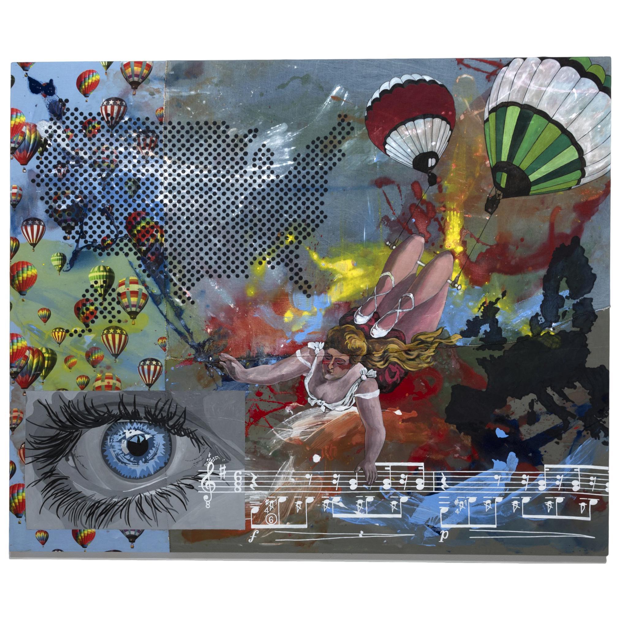 """""""Pygmalion Effect XXVII"""" by Almudena Rodriguez"""