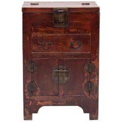 19th Century Chinese Money Chest