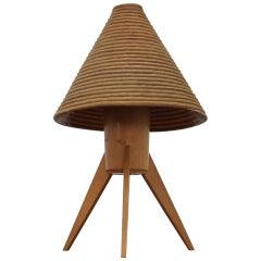 "Table Lamp ""Rocket"" / Pokrok Žílina, 1940s"